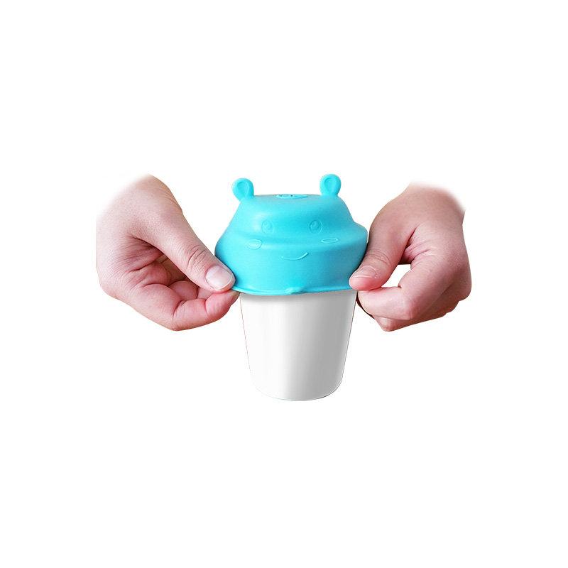 Smily mia reusable silicone cup sippy tops