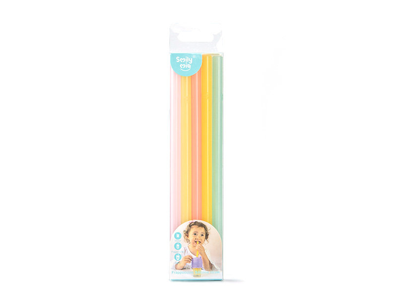 Smily Mia clear softy straws factory for alcohol-3