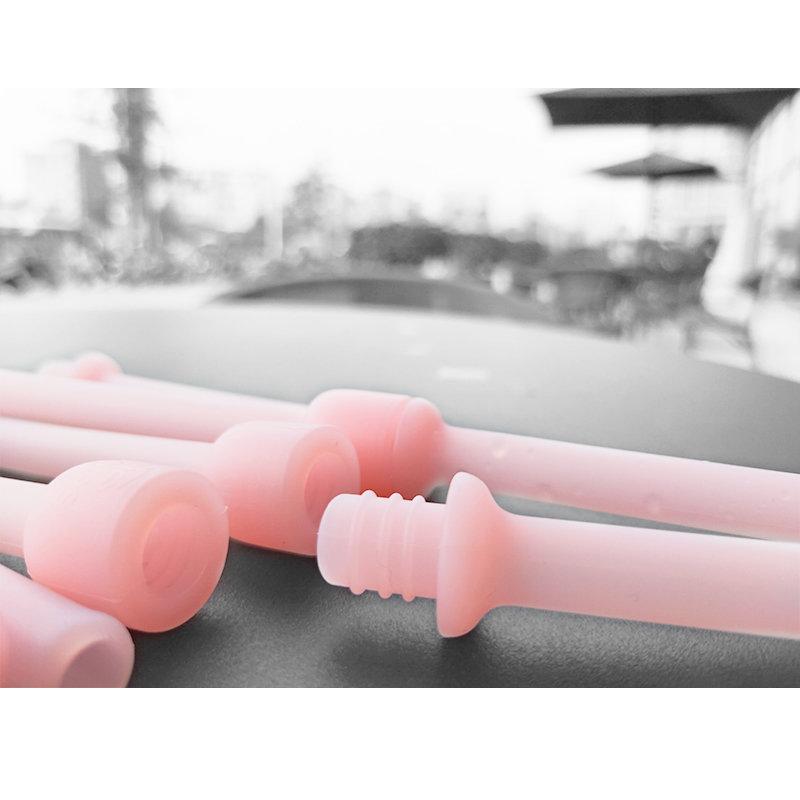Smily Mia Jointable Silicone Straws