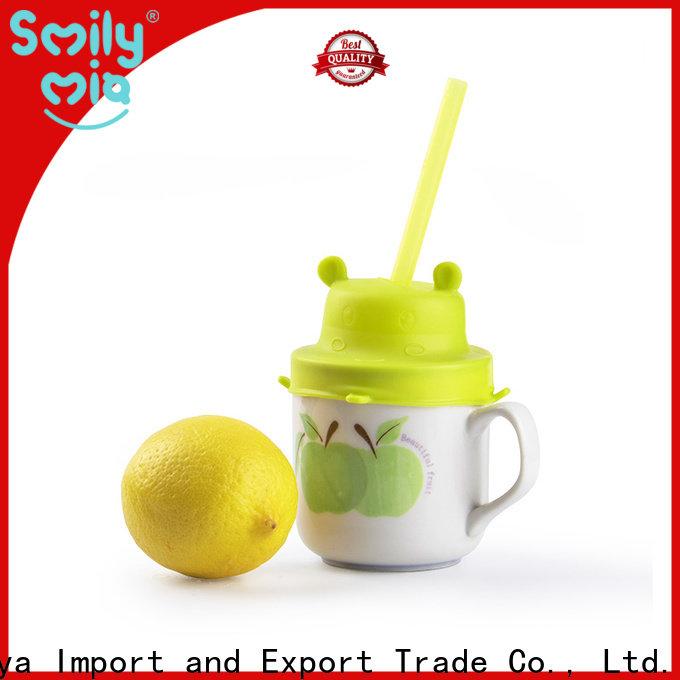Smily Mia kids reusable straws manufacturer for kids