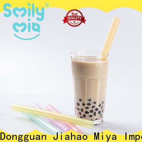 Smily Mia softy straws supplier for home use