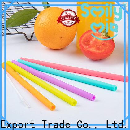 environmentally friendly softy straws for kids