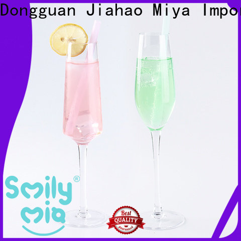 Smily Mia best soothe straws supplier for juice