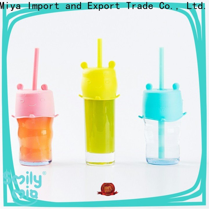 environmentally friendly bubble tea sreaws manufacturer for home use