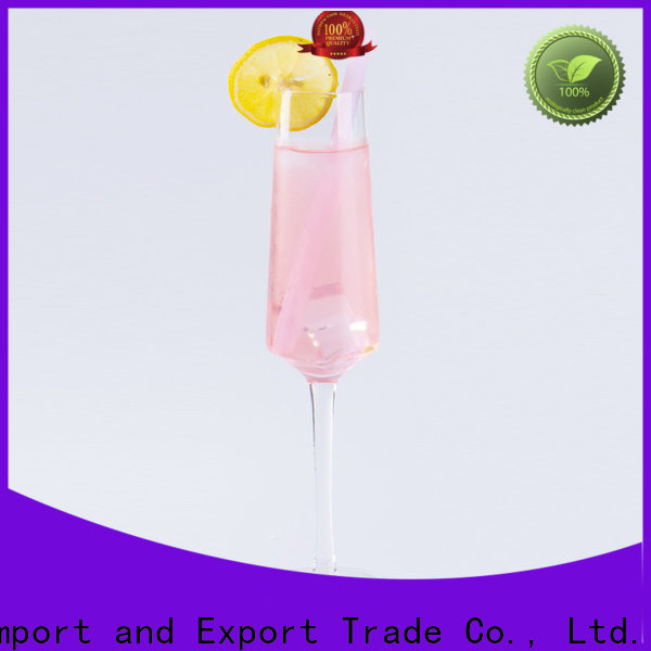 Smily Mia eco friendly rubber drinking straws supplier for alcohol