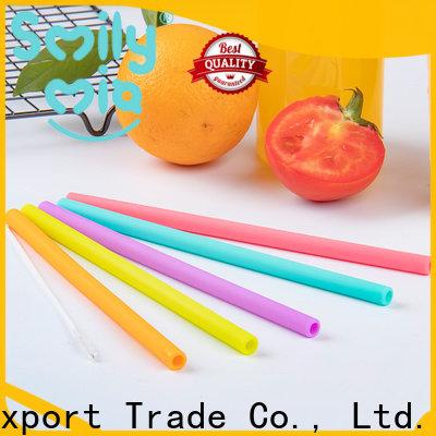 Smily Mia safe freezer straws manufacturer for juice