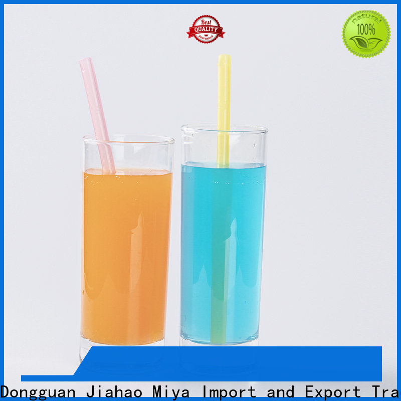 Smily Mia rubber straws supplier for juice