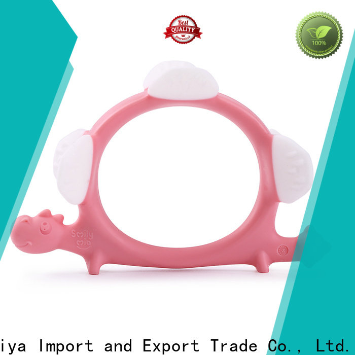 Smily Mia soft teething toys factory for infants