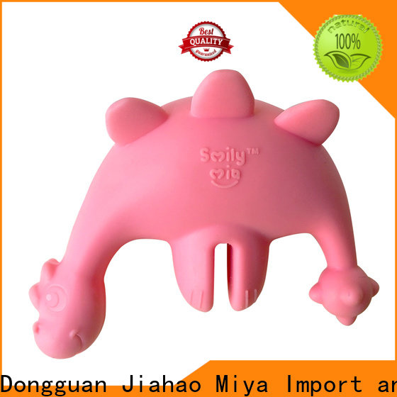 Smily Mia custom toddler teething toys supplier for baby