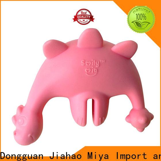 Smily Mia custom toddler teething toys supplier for baby