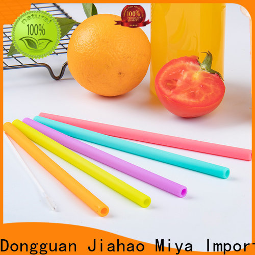 Smily Mia clear home use straw for drink