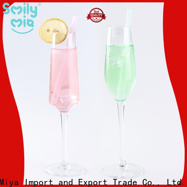 Smily Mia kids reusable straws factory for drink