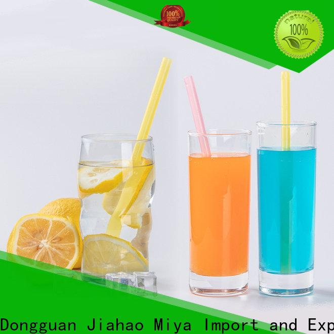 custom best reusable straws supplier for drink