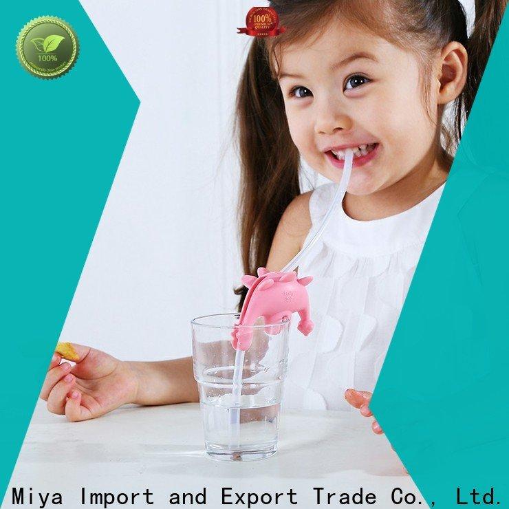 Smily Mia reusable smoothie straws factory for juice