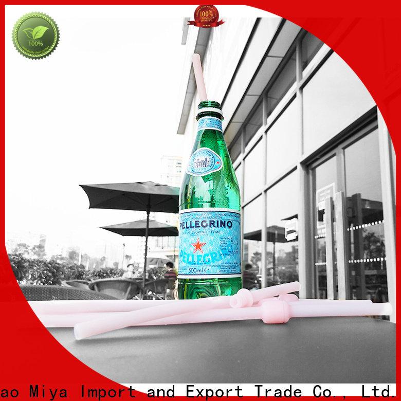 Smily Mia reusable drinking straws supplier for alcohol