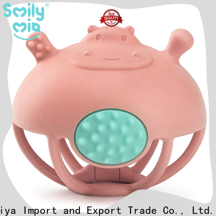 Smily Mia non toxic teething toys supplier for toddler