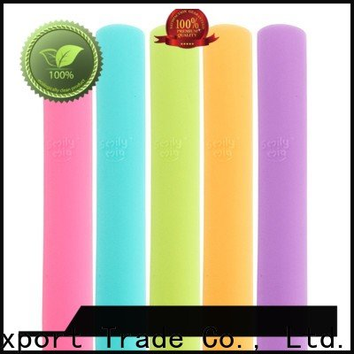 custom reusable rubber straws manufacturer for home use