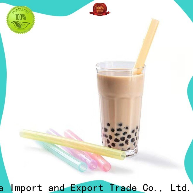 Smily Mia environmentally friendly drinking straws supplier for drink