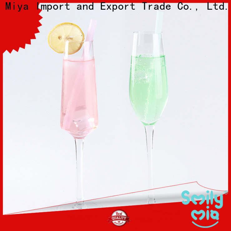 Smily Mia safe straws supplier for drink