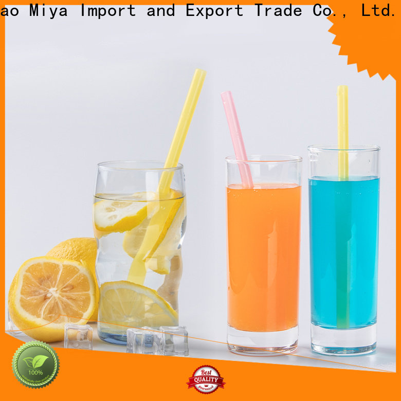 Smily Mia soothe straws supplier for juice