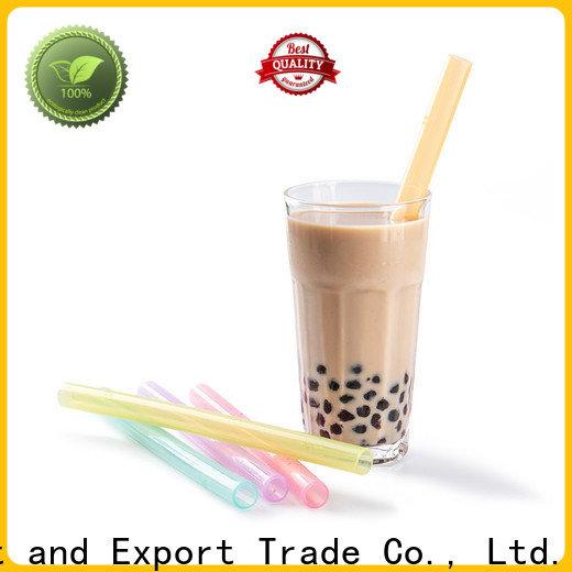 Smily Mia wholesale reusable straws manufacturer for drink
