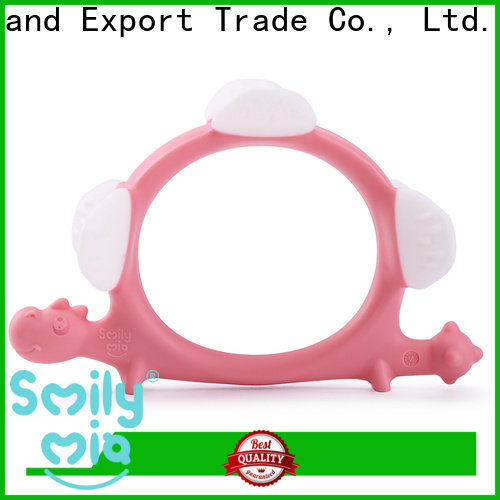 custom best teething toys manufacturer for child
