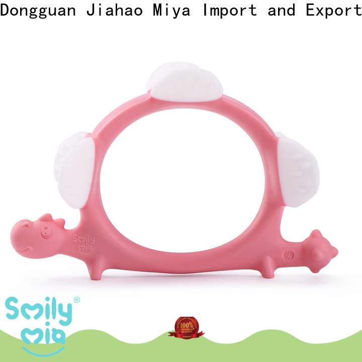 Smily Mia soft teether for baby supplier for child