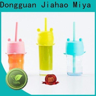 Smily Mia environmentally friendly cute reusable straws supplier for toddler