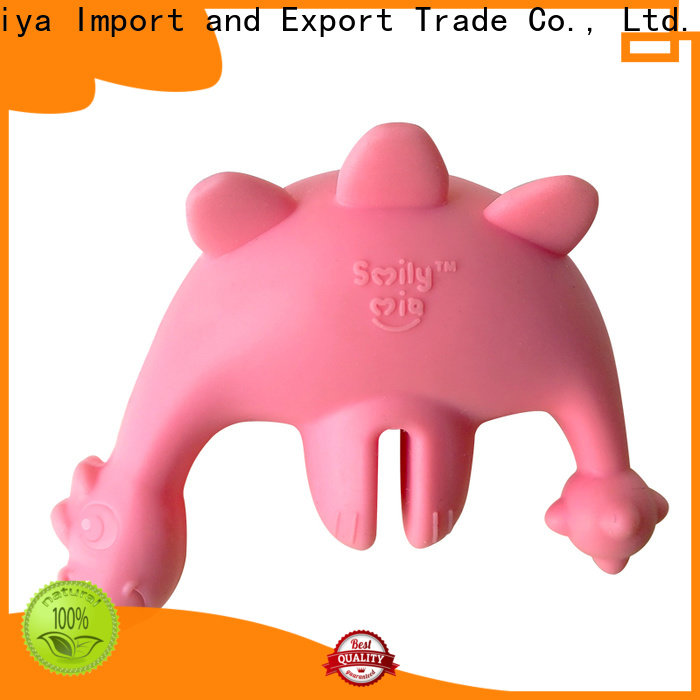 Smily Mia custom teether toy manufacturer for child