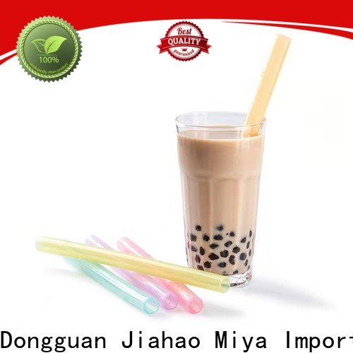 clear cooling straws factory for drink