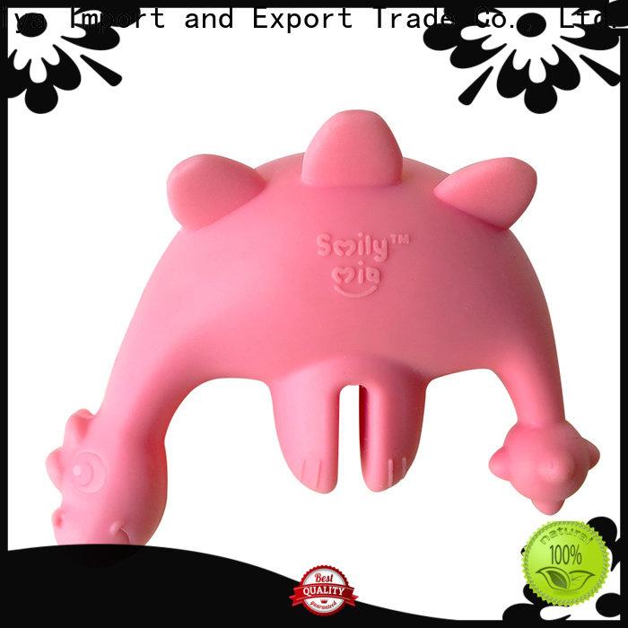 Smily Mia wholesale organic teething toys price for baby