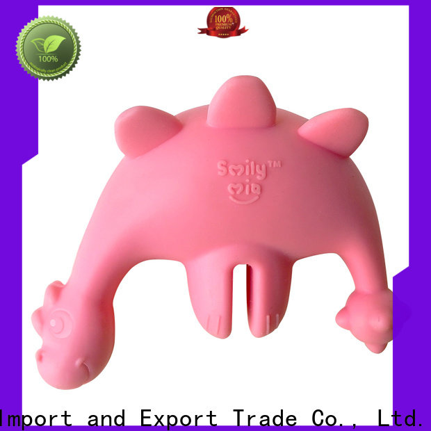 Smily Mia vibrating baby teether factory for toddler