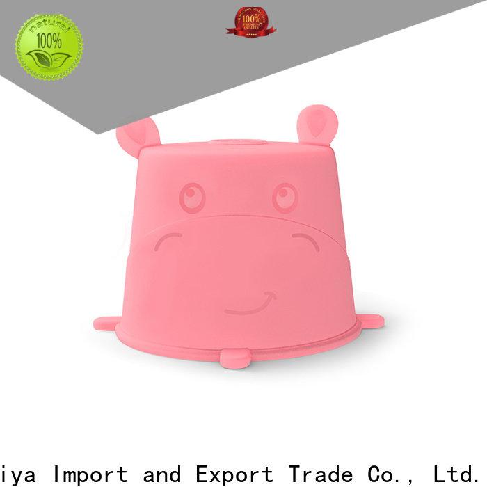 Smily Mia strawberry teething toy supplier for child