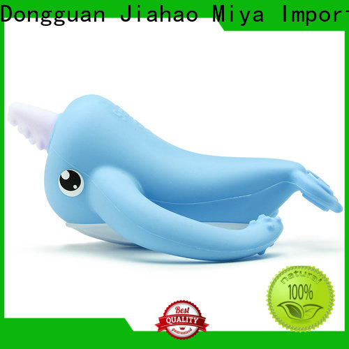 Smily Mia wholesale silicone teether factory for baby