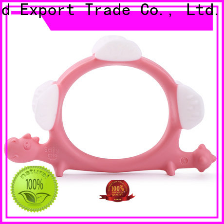 Smily Mia wholesale silicone teether wholesale supplier for infants