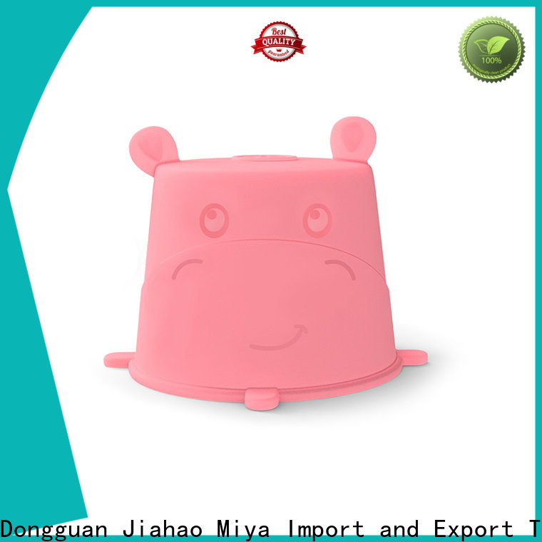 Smily Mia custom silicone baby teether factory for toddler
