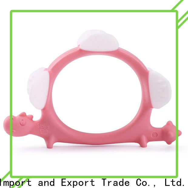 soft giraffe teether factory for toddler