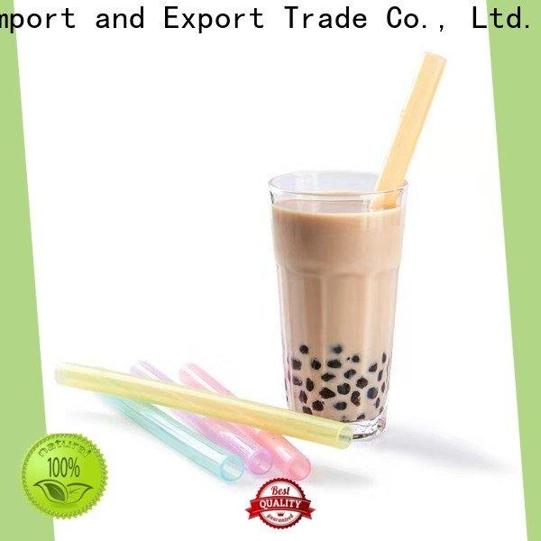 Smily Mia wholesale reusable smoothie straws for home use