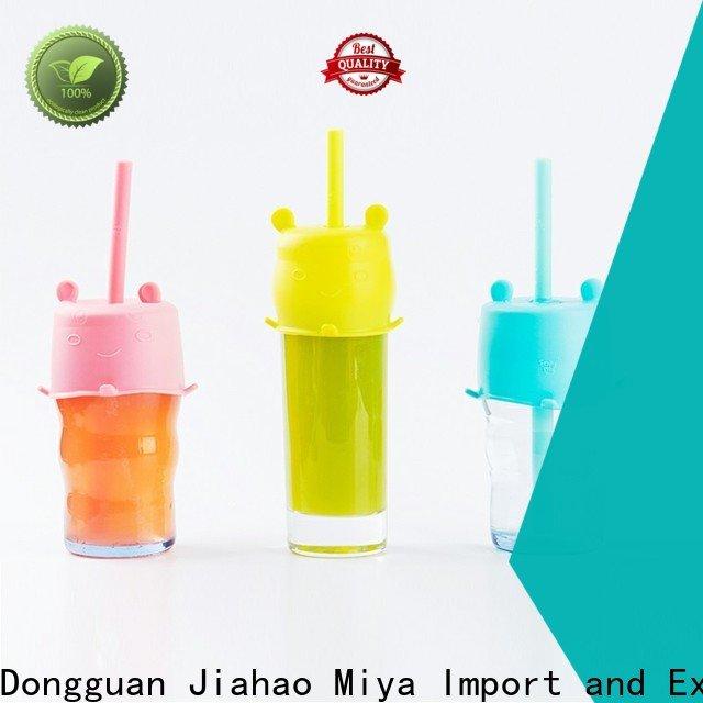 Smily Mia best reusable smoothie straws manufacturer for kids