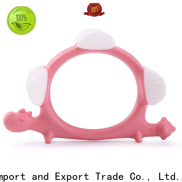 custom the best teething toys manufacturer for toddler