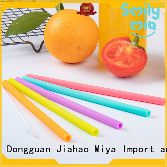 Smily Mia best eco friendly straws supplier for alcohol
