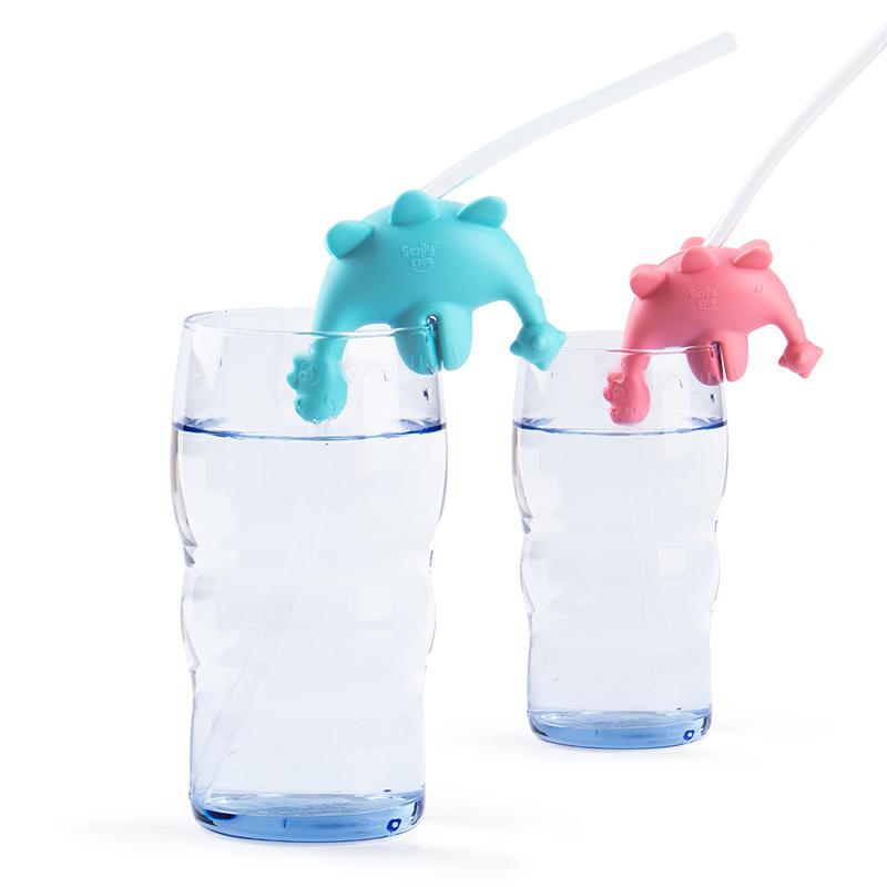 Smily Mia reusable silicone straws factory for drink-1
