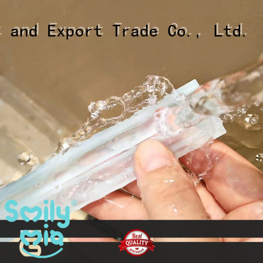 eco friendly softy straws supplier for toddler