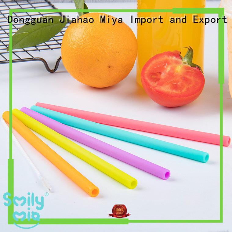 Smily Mia environmentally friendly straws manufacturer for toddler
